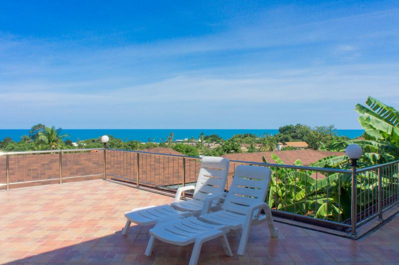 Apartment 'The Seaview Villa Terrace', holiday rental in Surat Thani