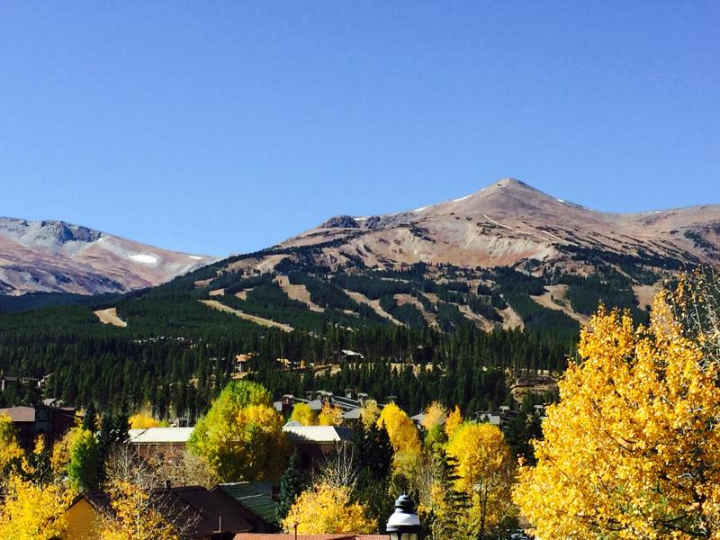 Breckenridge en otoño