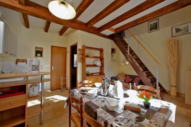 Espace de vie du gîte Castelnaud