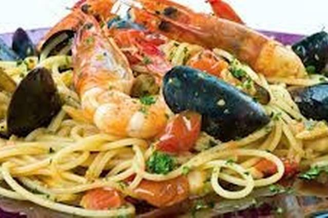 Have some spaghetti!