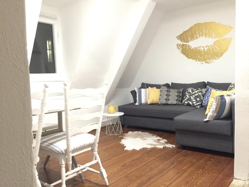 Apartment Zentral Tübingen, holiday rental in Moetzingen