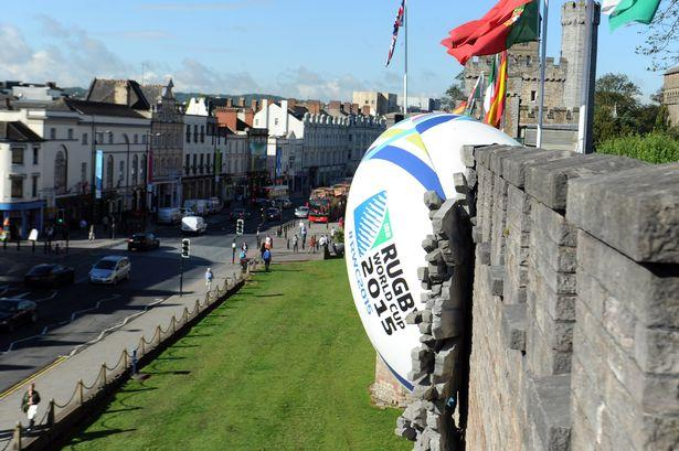 Cardiff is the Capital of Rugby ,,,,,