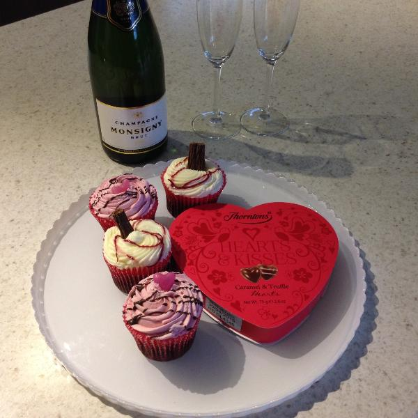 Will you be celebrating? Ask about our romantic package, for just £49 payable once here.