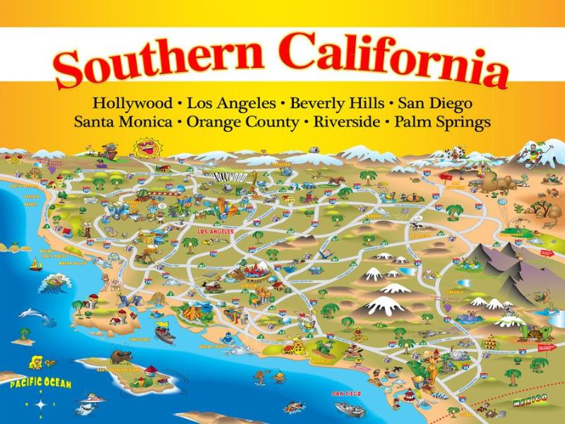 lots to do in Southern California.