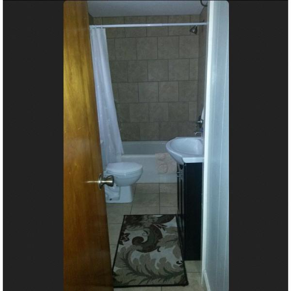Bathroom off master