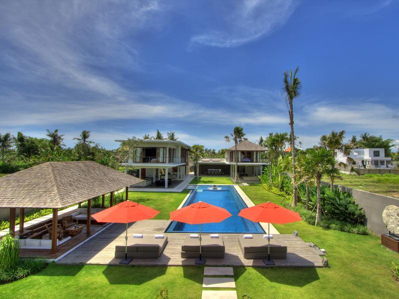 Villa Kalyani - Übersicht
