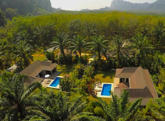 Eden Villas - Krabi - Private Wellness Retreat Centre - 3 Private Pool Villas, alquiler de vacaciones en Ao Luek