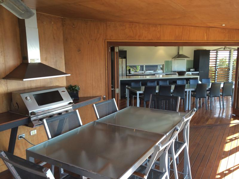 Mid Level - BBQ Deck Area