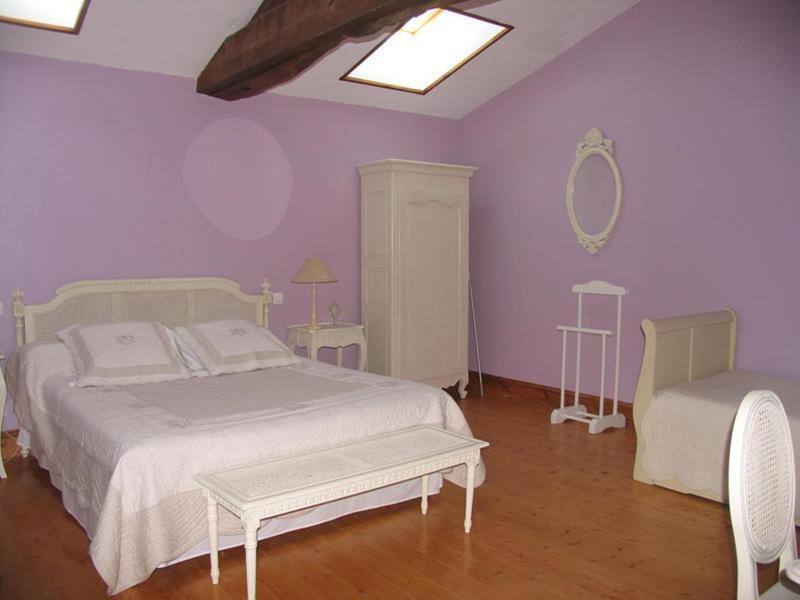 Chambre Pomerol, vakantiewoning in Saint-Sulpice-de-Faleyrens