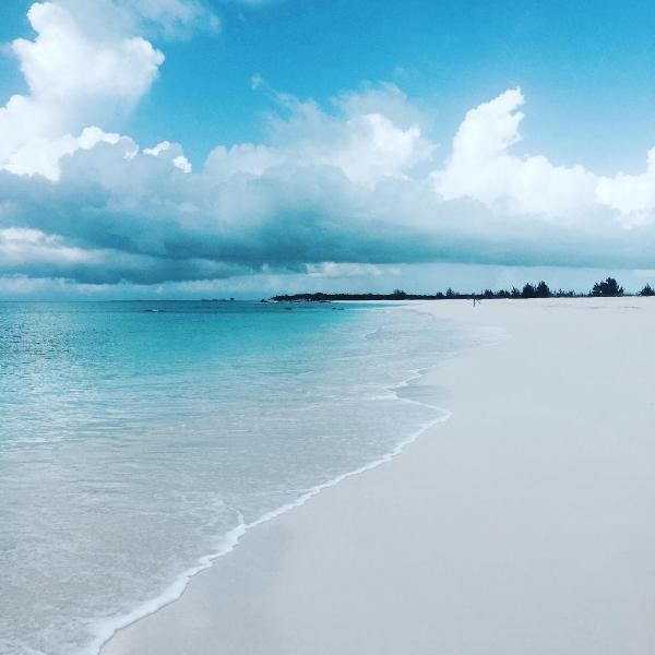 Grace Bay Beach is waiting for you