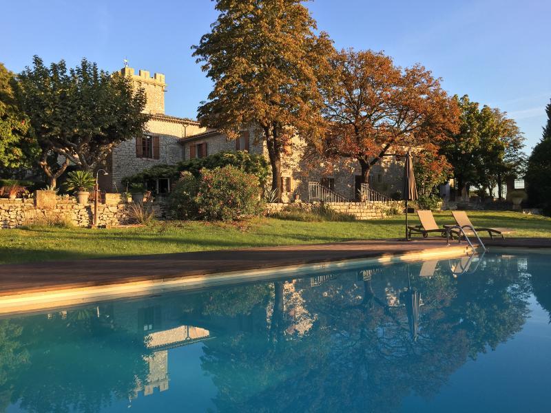 Domaine de Monteils, Suite Luna., holiday rental in Brouzet-les-Quissac