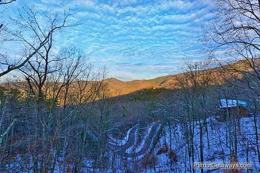 Smoky Mountain View at Scenic Mountain View
