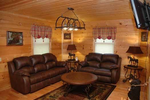 Family Room at A Great Escape