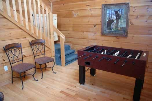 Foosball Table at A Great Escape