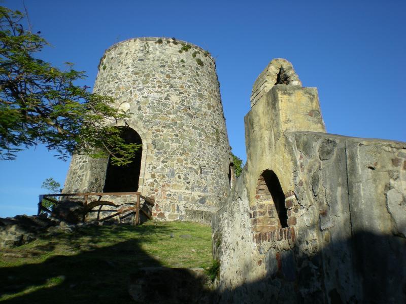 St. John ruins