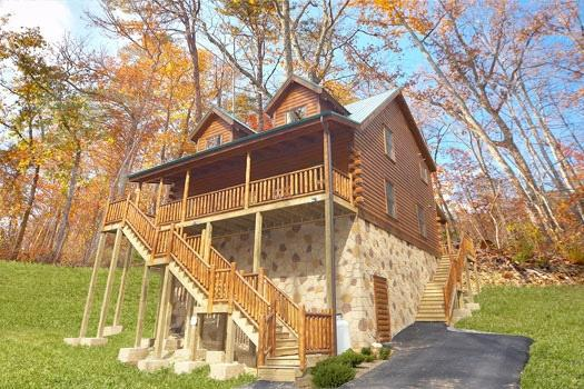 Big Bear Falls, vacation rental in Gatlinburg