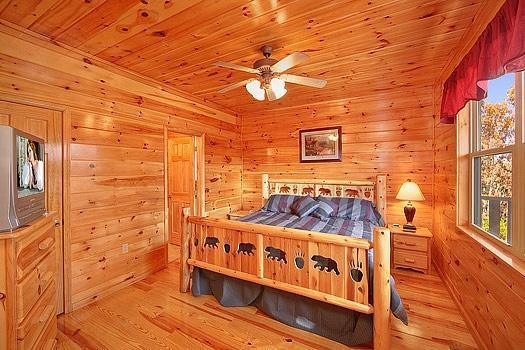 Principal nivel dormitorio en Hickernut Logia