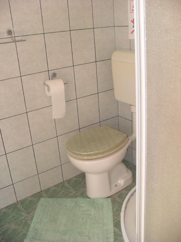 SA3 (2 + 1): salle de bain avec toilette