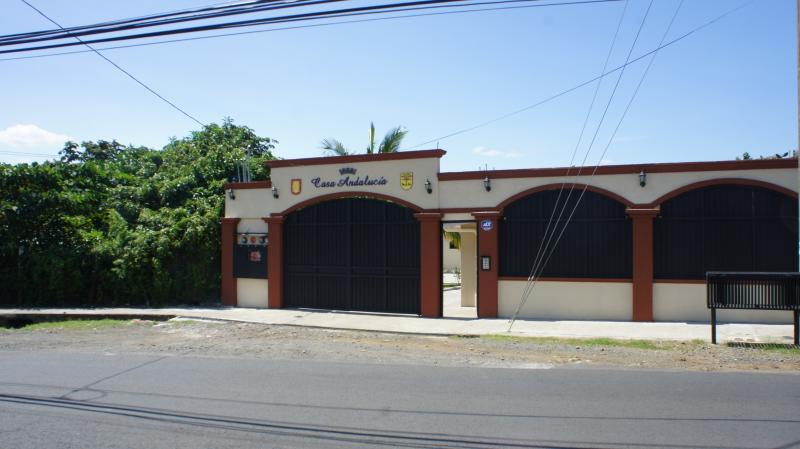 Casa Andalucía hoofdingang