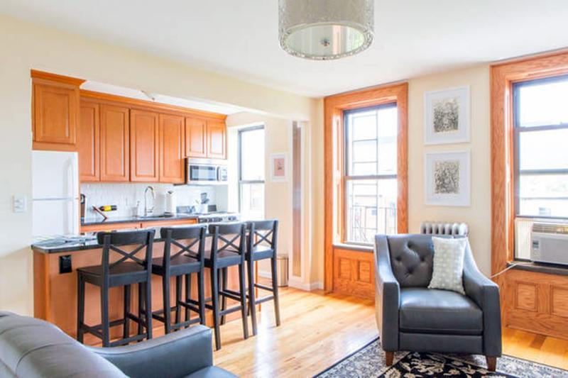 Alexander's 2BR Luxury Quarters, holiday rental in Brooklyn