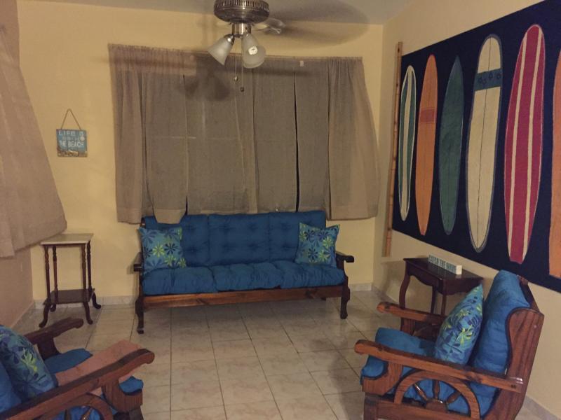 Living room/night