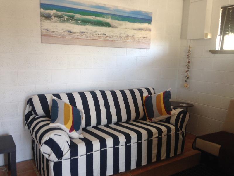 Big and super comfortable lounge