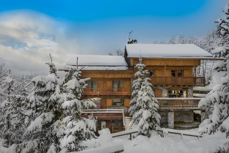 louer appart Meribel Villa Gusto