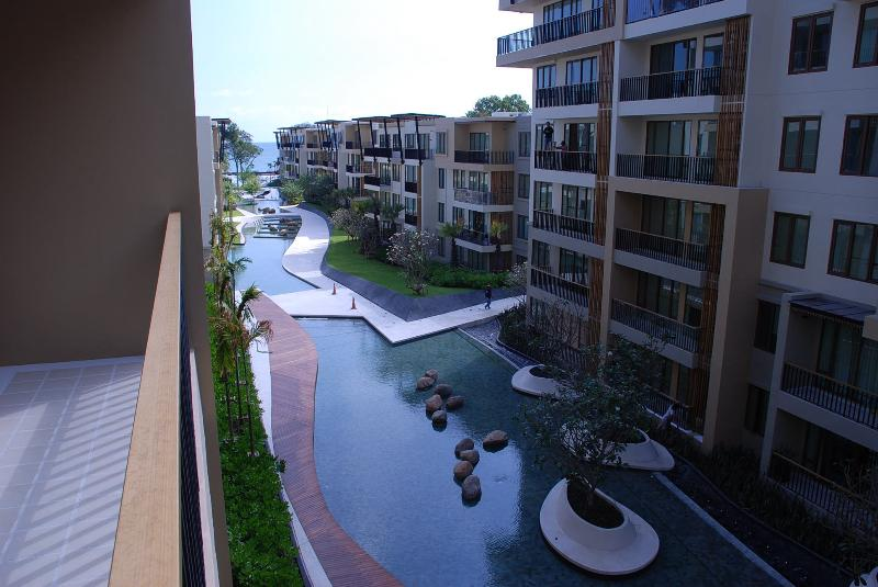 Low rised building condominium