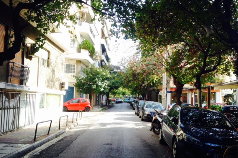 Syrrakou street