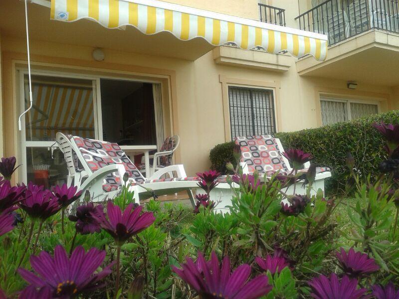 garden and terrace apartment
