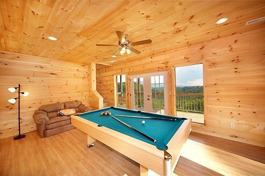 Game Room at A Perfect Getaway