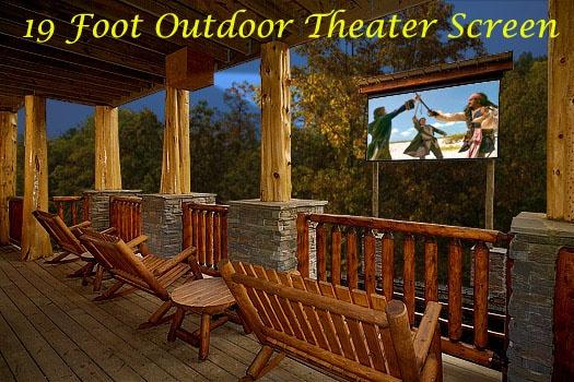 Outdoor Theater at Incredible!