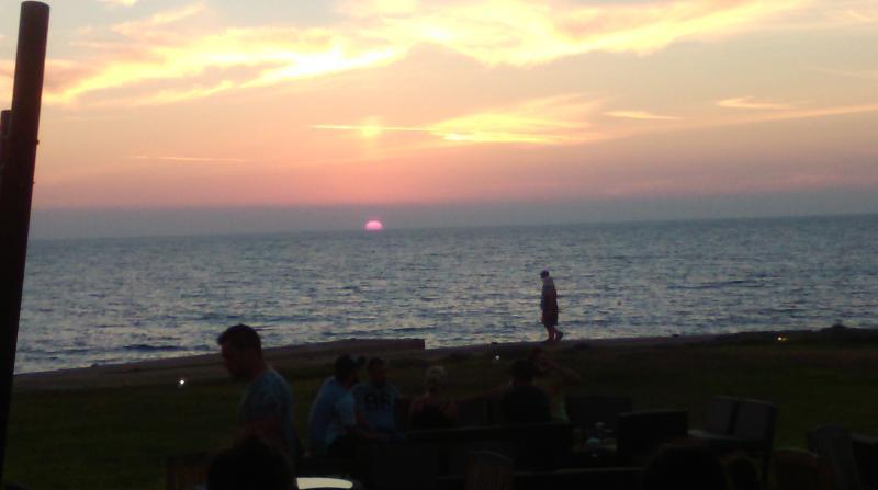 Beautiful Paphos sunset