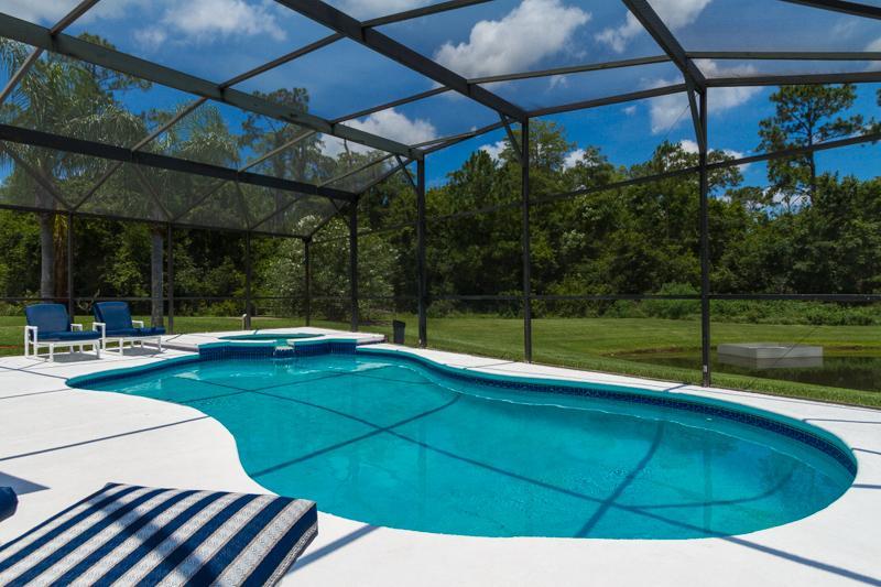 Pool Deck - Great views