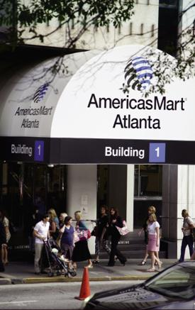 Stay here attend Americas Mart Exhibitions.