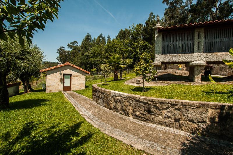 Casa do espigueiro - Quinta da Toural - Ecovia, location de vacances à Arcos de Valdevez