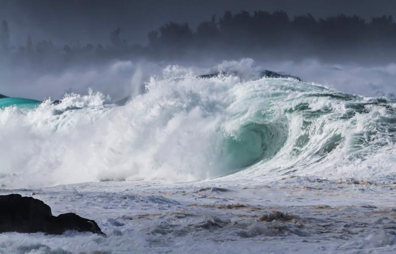 Nearby Winter Swell
