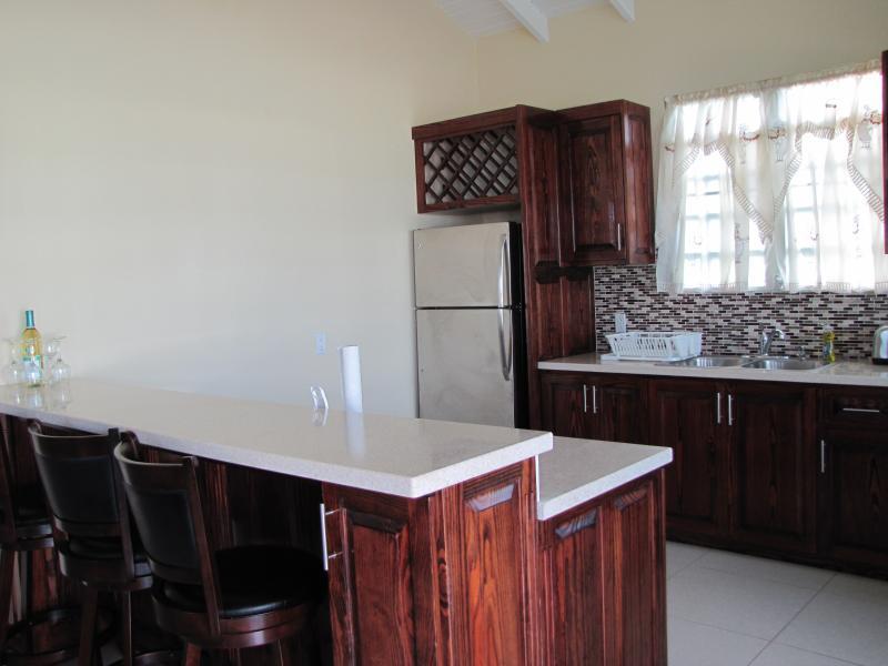 Deluxe Villa-Kitchen