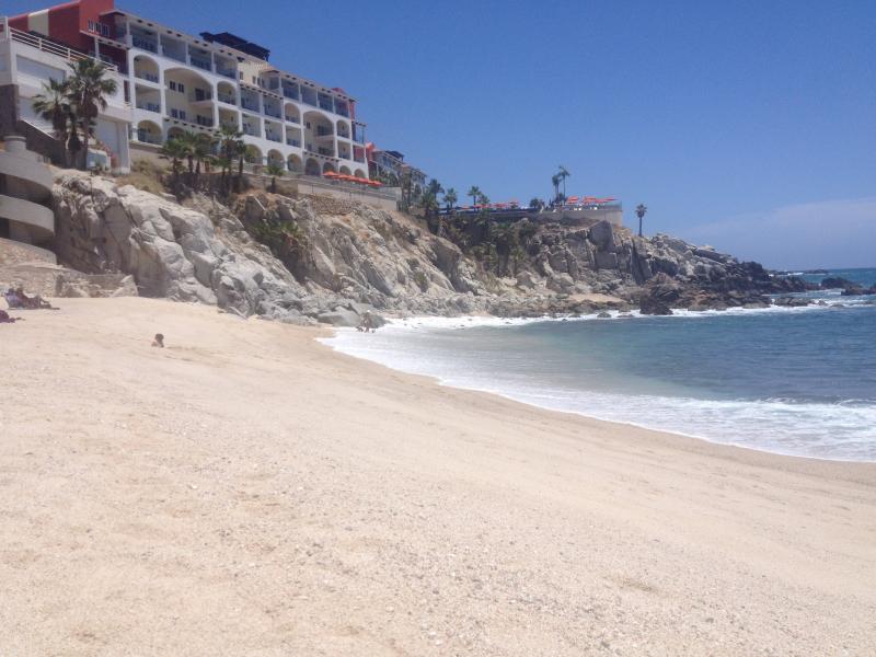 Cabo Bello Strand Schritte entfernt.