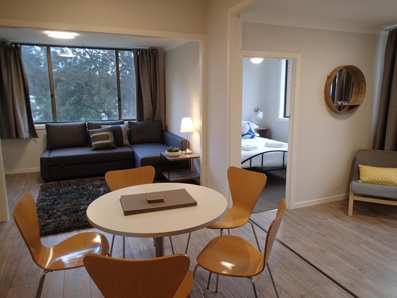 Newly refurbished lounge dining area