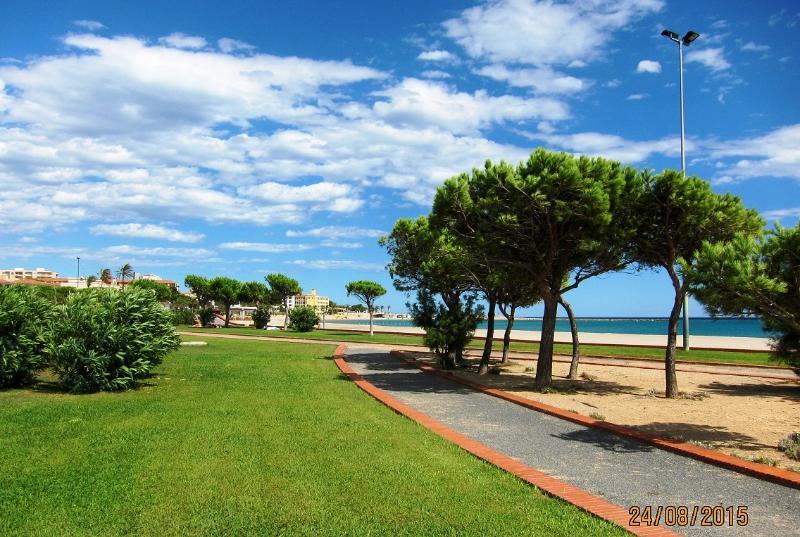 Hospitalet Beach