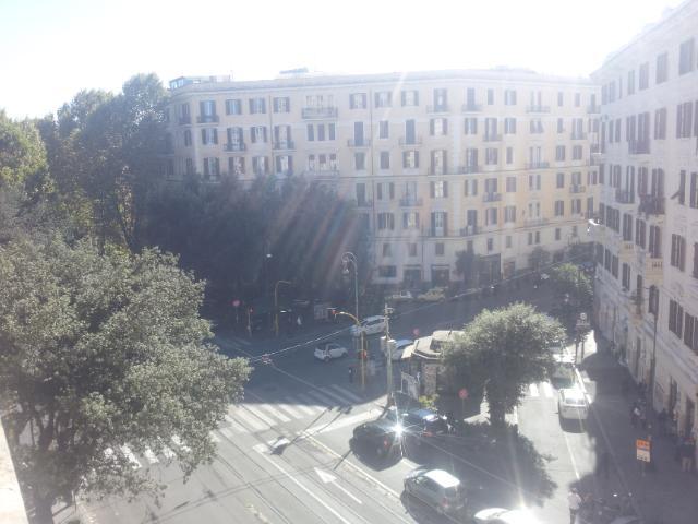Vista dalla finestra Soggiorno