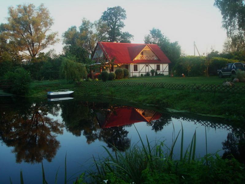 Агроусадьба Олизаров Став, vacation rental in Brest Region