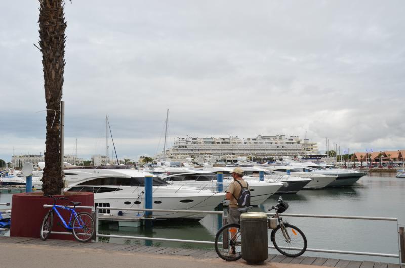 Marina of Vilamoura