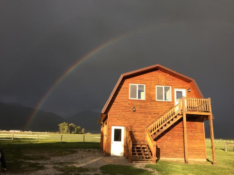 Z BAR Z Ranch & Guest Loft, location de vacances à Afton