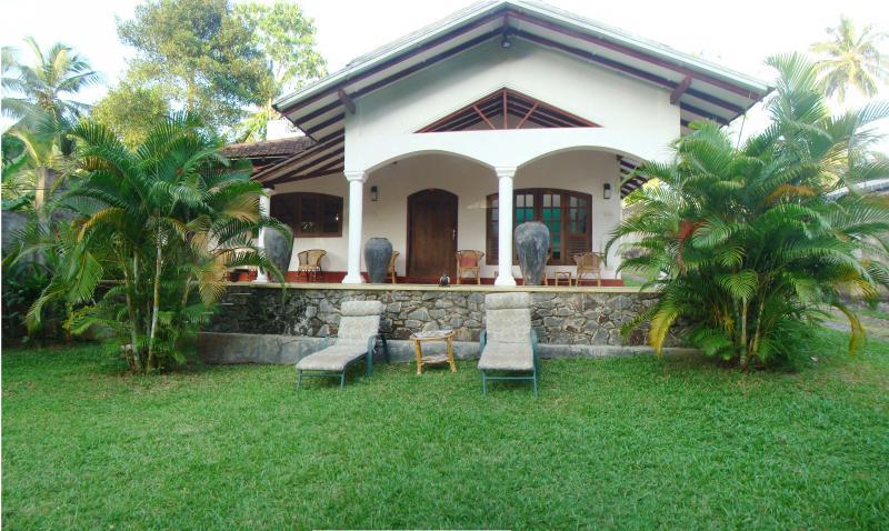 Villa is perfect base for a Hikkaduwa beach holiday or to explore Sri Lanka's southwest coast