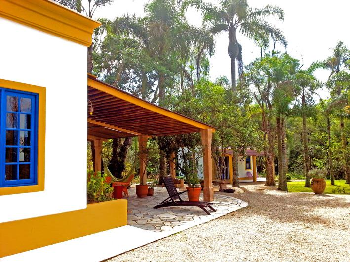 !Charming country house 1h from São Paulo!!!, holiday rental in Embu-Guacu