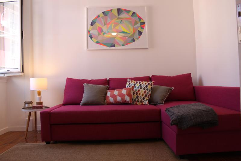Saint Paul, First Floor, holiday rental in Lisbon