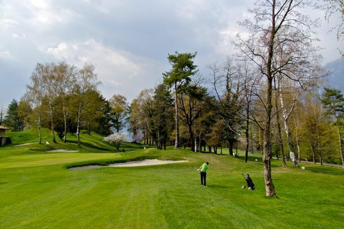 Menaggio y Golf Club cadenabbia