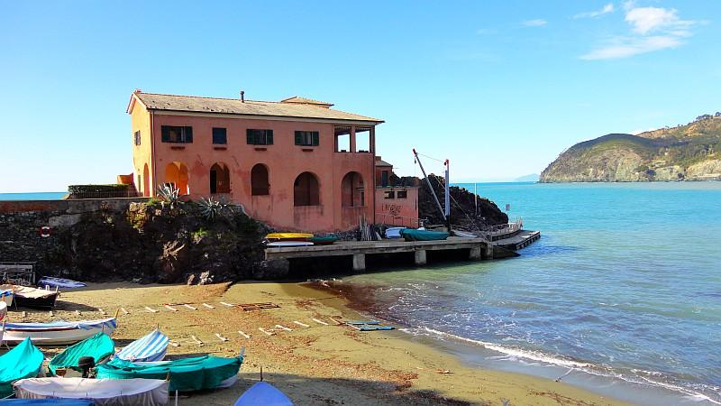 Villa Preia, Levanto Liguria - NORTHITALY VILLAS vacation villa rentals